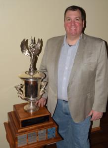 Jason Blair CFI of Year