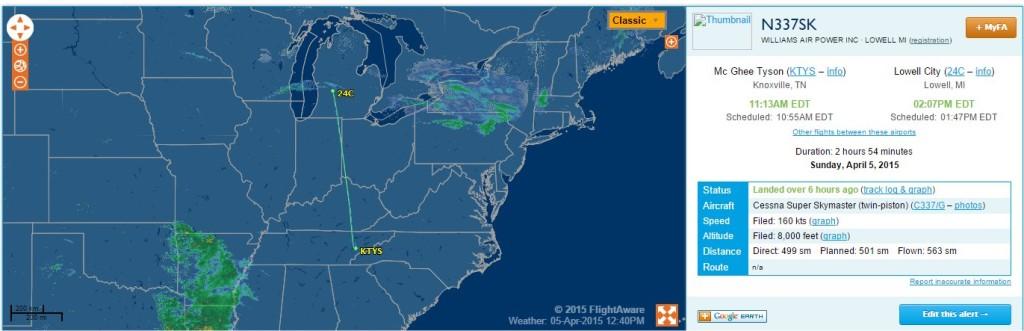 4-5-15 337 Flight 2